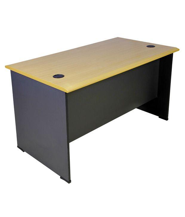 stellar office table in matte finish - buy stellar office table in