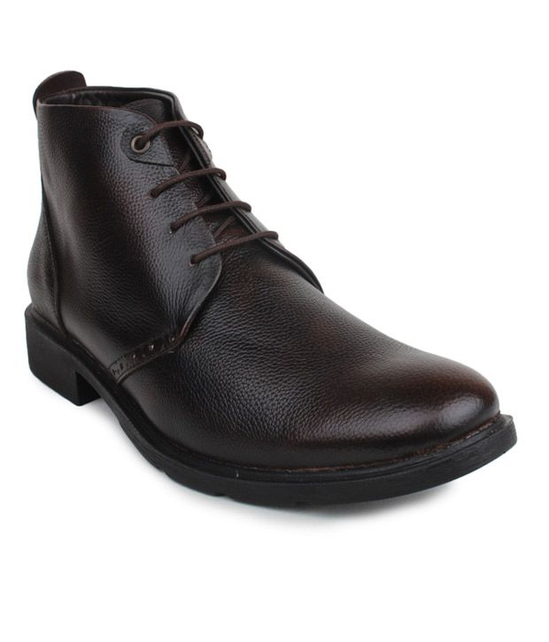 Shumael Brown Boots