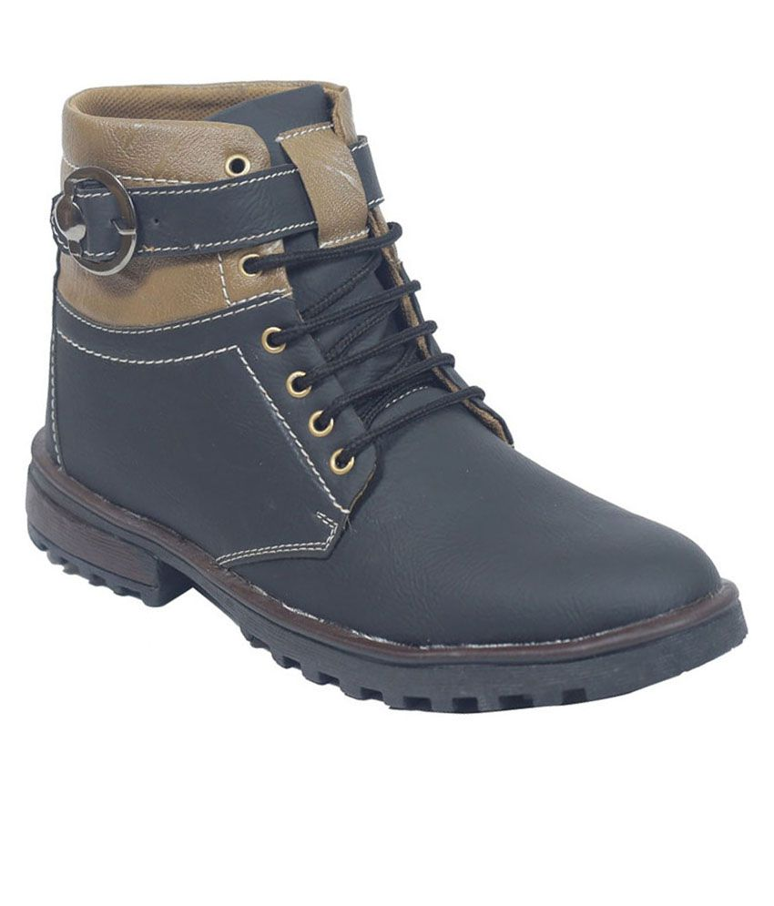 Smith&Berry Black Boots