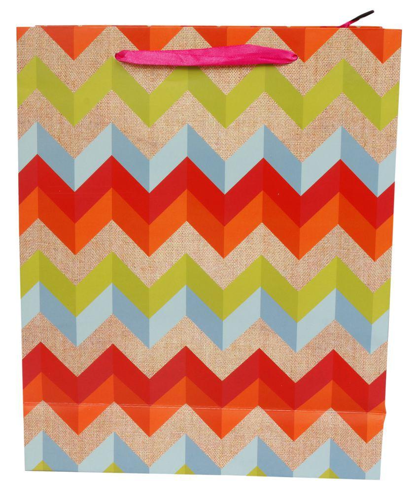Divsam Multicolour Shopping Bag