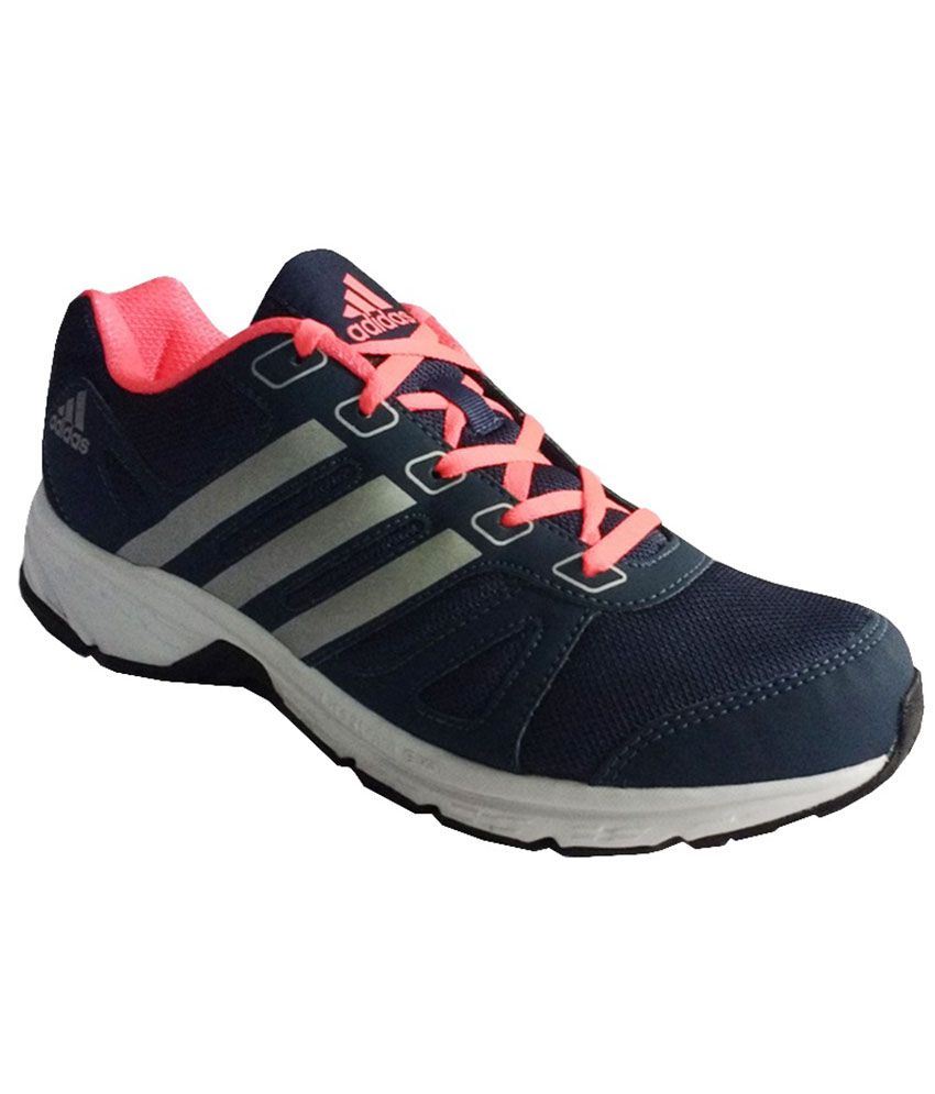 Adidas Navy Sports Shoes