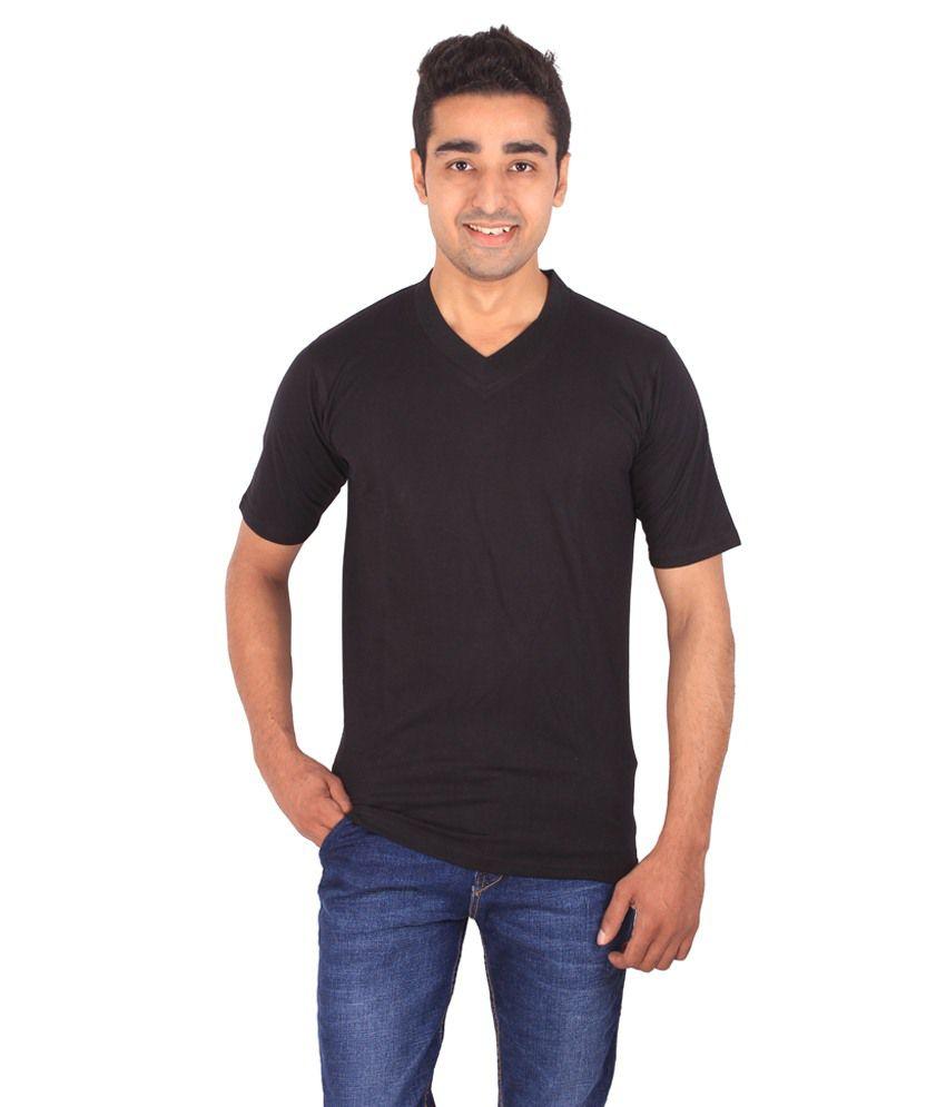 Dg Black Cotton T Shirt