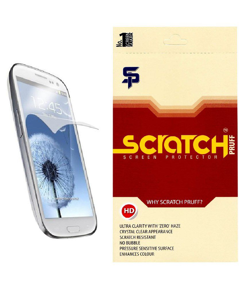 Samsung Grand Matte  Screen Guard by Scratch Pruff