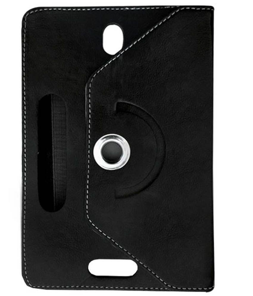 Fastway Flip Cover For Pantel Penta T-Pad WS802X Tablet - Black