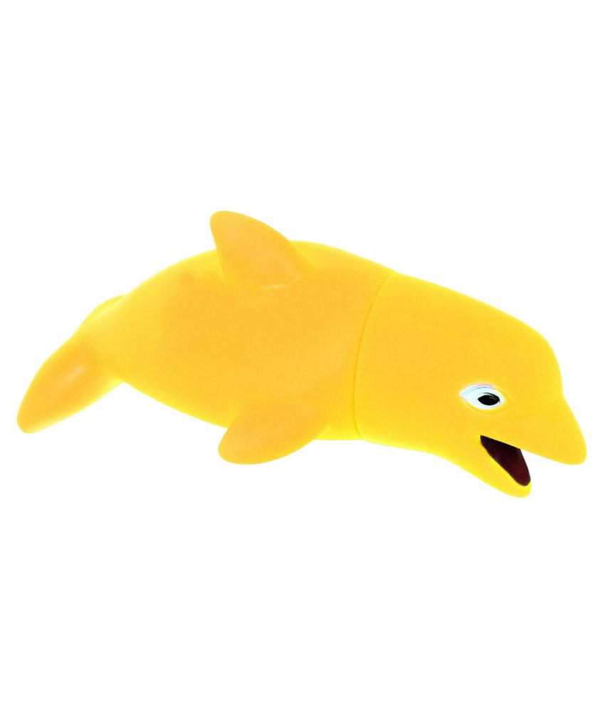Ollington St. Collection Ollington St. Collection Yellow Dolphin Toy