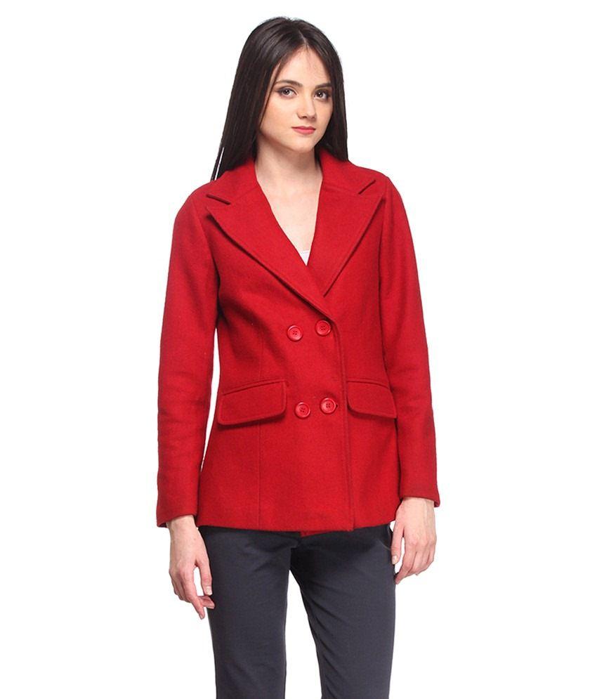 Red overcoat india