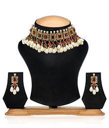 49449fa2c Zaveri Pearls Necklaces   Sets  Buy Zaveri Pearls Necklaces   Sets ...