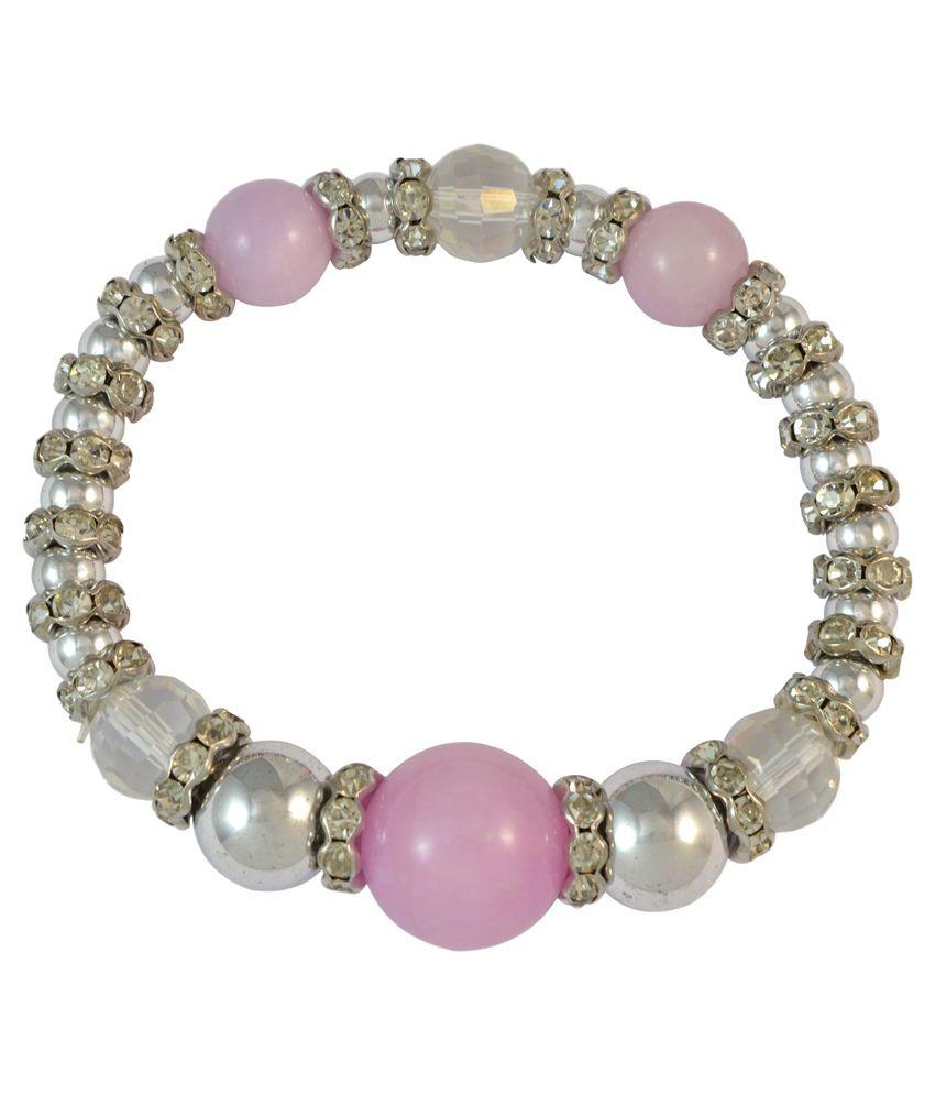 Sarah Purple Designer Bracelet