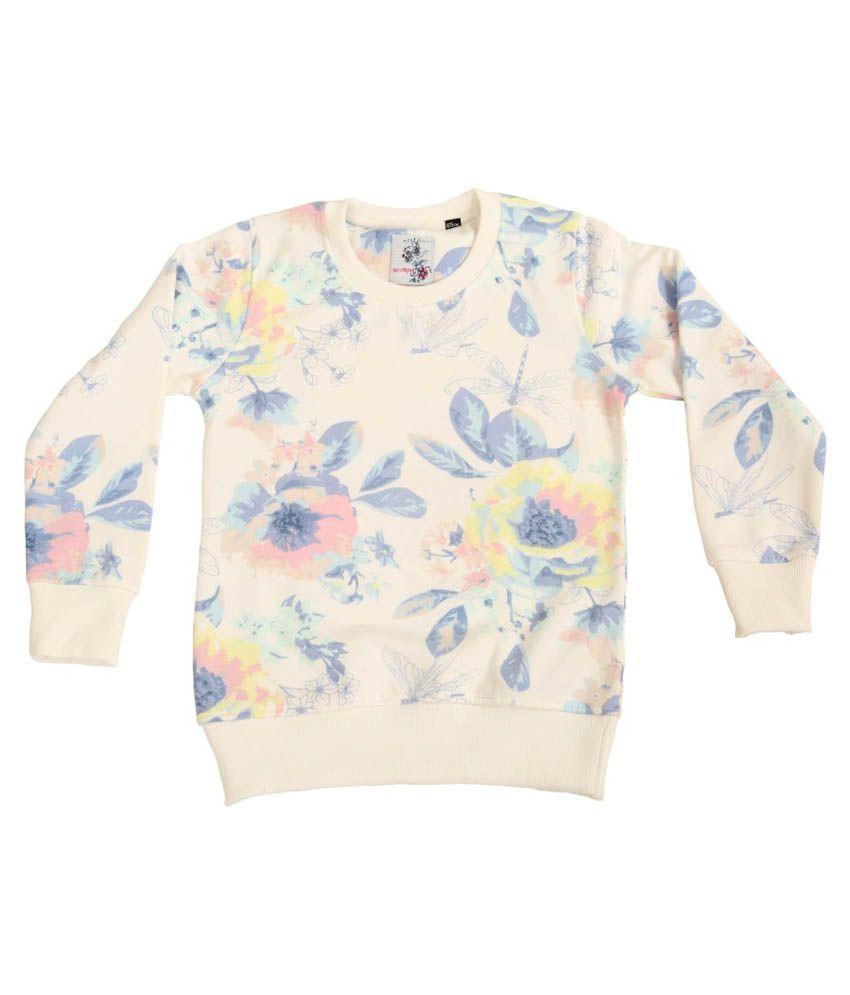 Sportking Printed Round Neck Sweatshirt