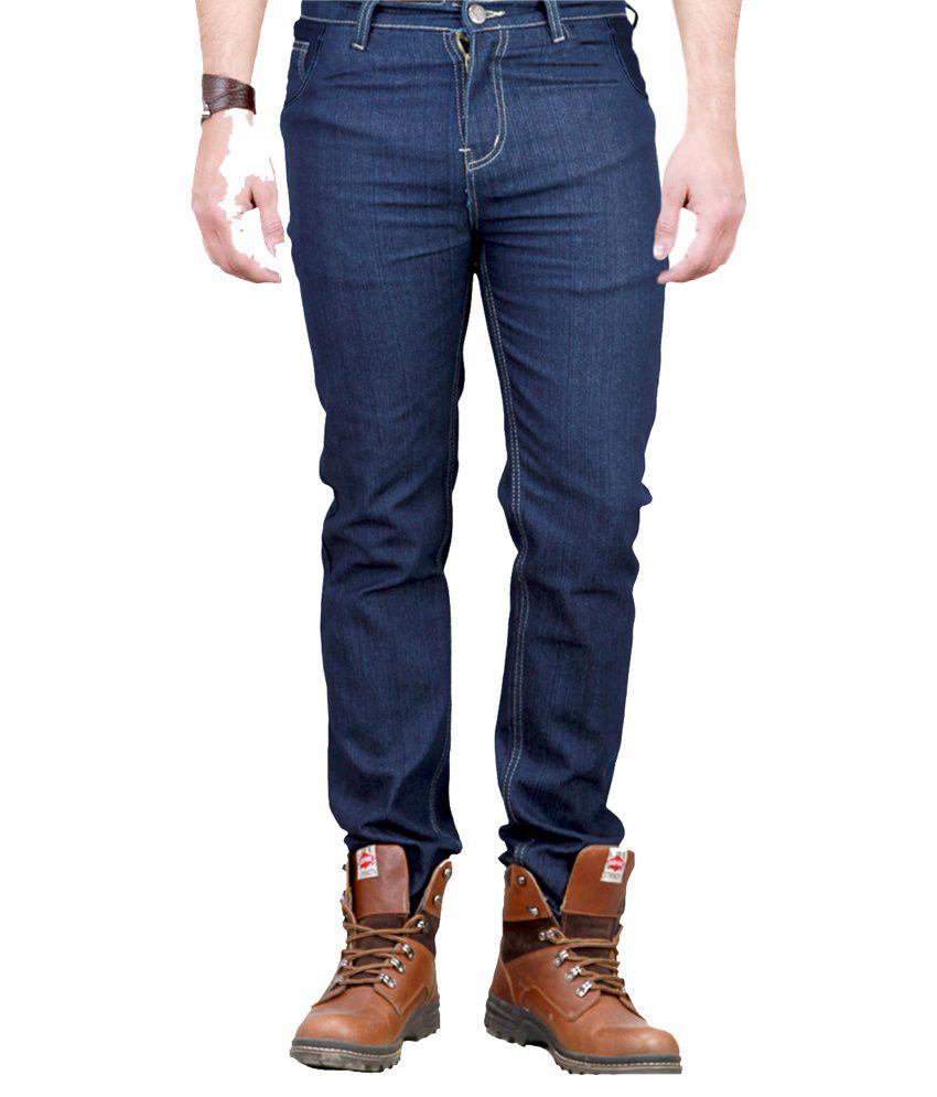 Western Texas 96 Blue Slim Fit Jeans