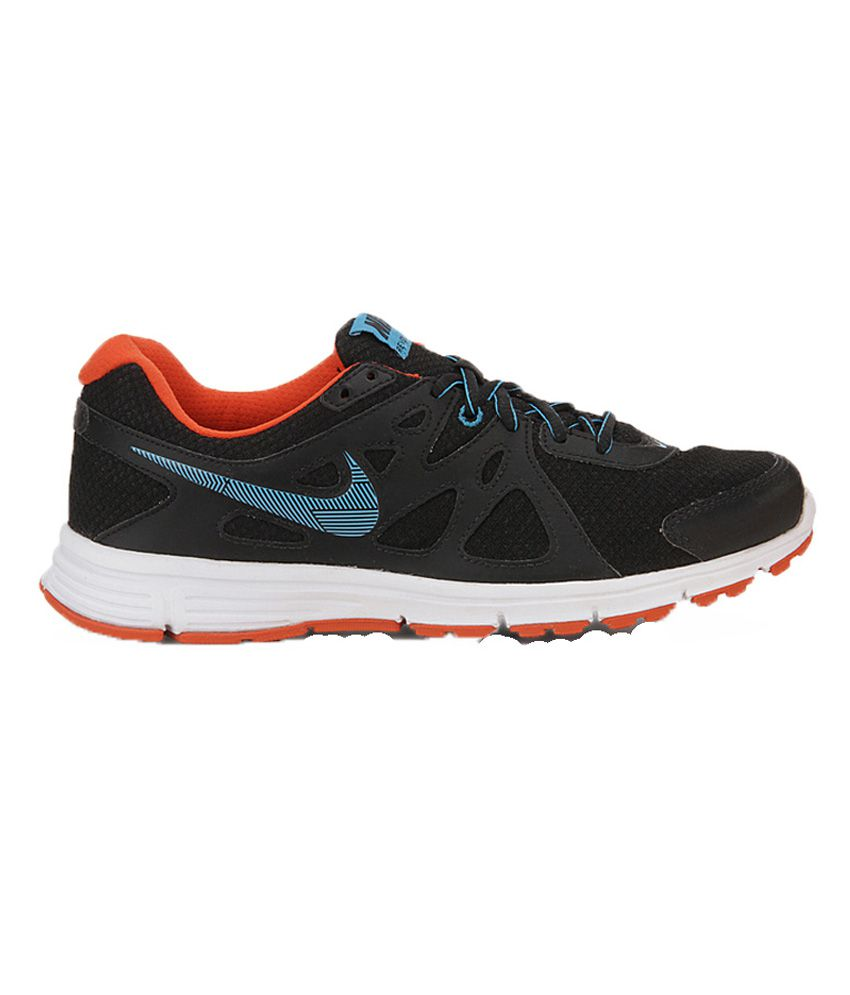 02ad3faff810 Nike Revolution 2 Msl Black Running Shoes - Buy Nike Revolution 2 ...