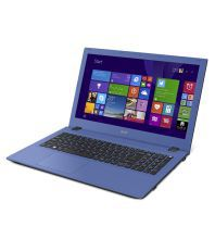Acer Aspire E5-574G-50XN Notebook (NX.G3ESI.001) (6th Gen Intel Core i5-6200U- 4GB RAM- 1TB HDD- 39.62 cm (15.6)- Linux- 2GB Graphics) (Denim Blue)