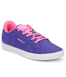 Reebok On Court Iv Purple Casual Shoes