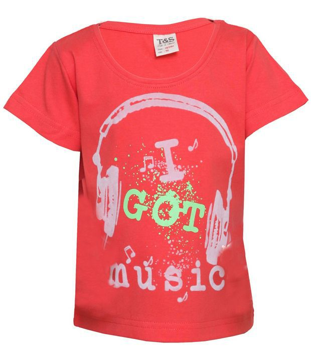 Tales & Stories Music Tomato T-Shirt