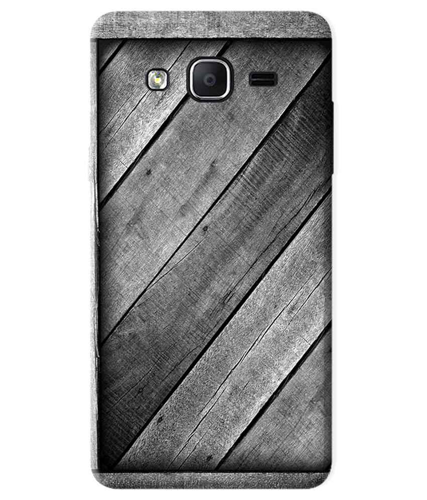 Kartuce Back Cover For Samsung Galaxy On5-Multicolour With Screen Guard