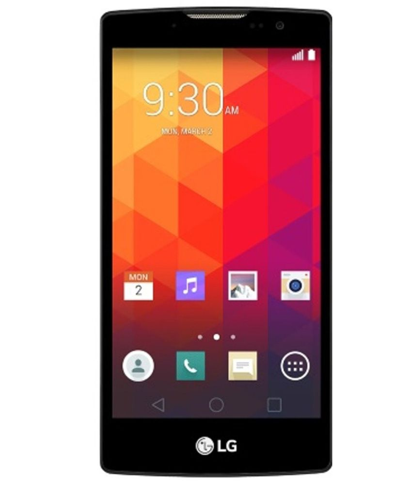 Phone Lg 4g Android Phones lg spirit h442 8gb black buy 8gb
