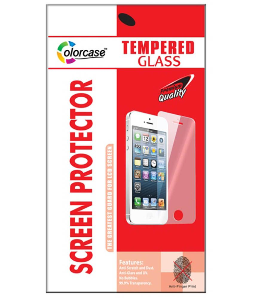 Lenovo S60 Tempered Glass Screen Guard by Colorcase