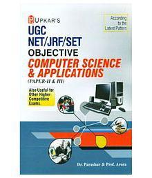 UGC NET/JRF/SET Objective Computer Science & Aplications (Paper II & III)