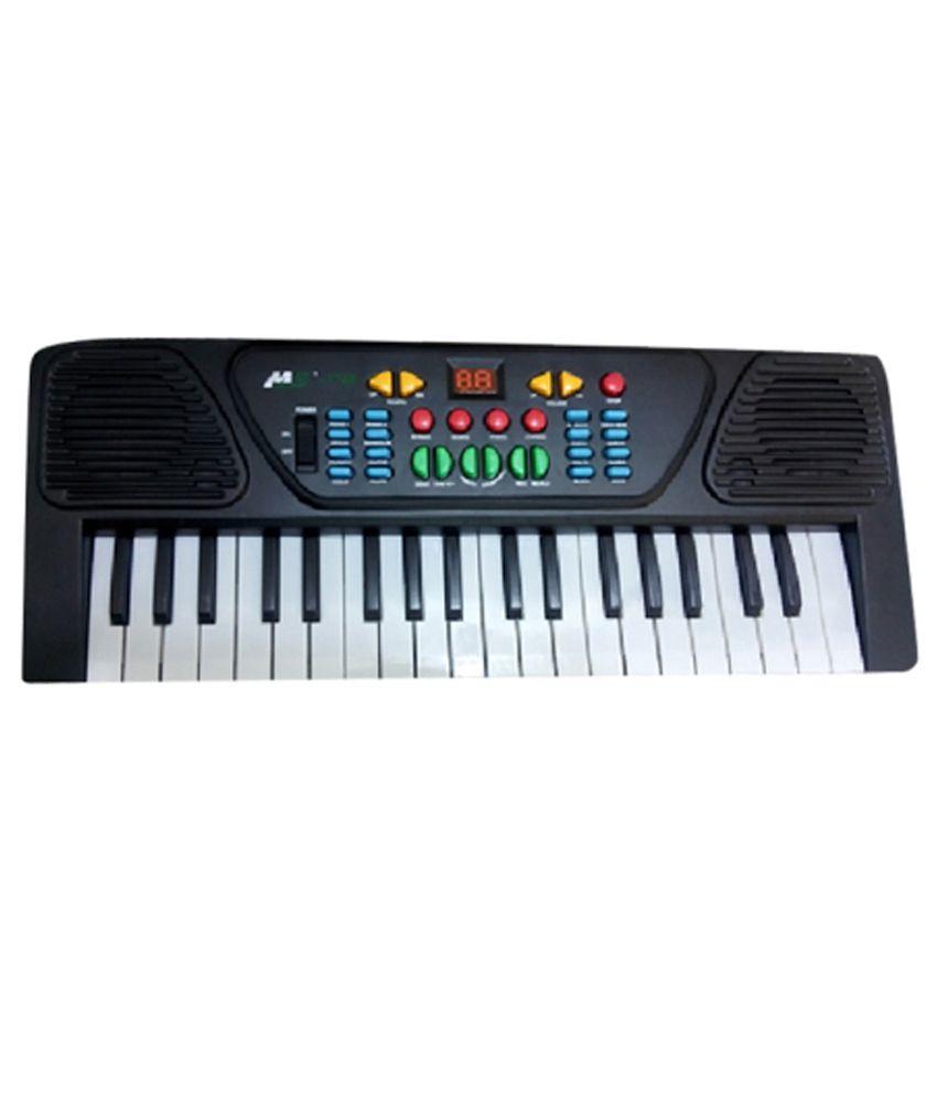 Buy More Buy More Multicolour Electronic Key Board Piano
