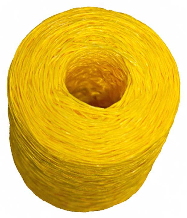Esskay Uttam Yellow Plastic Twine