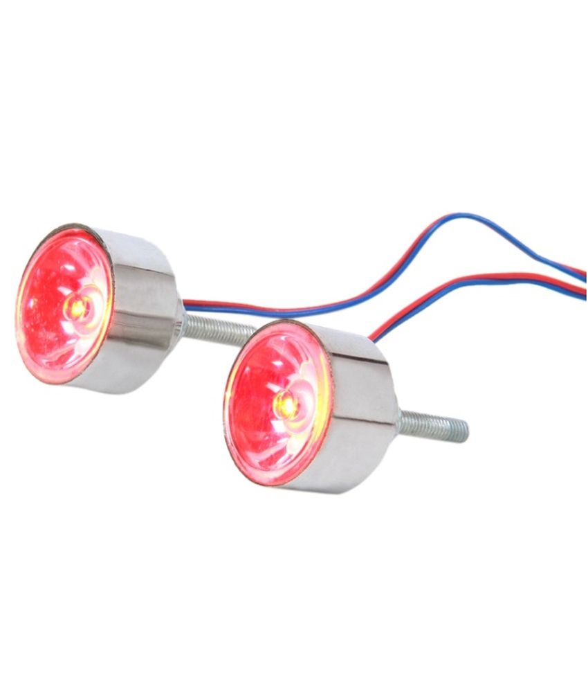 Spedy Red LED Strobe Light For Honda Activa Set Of 2