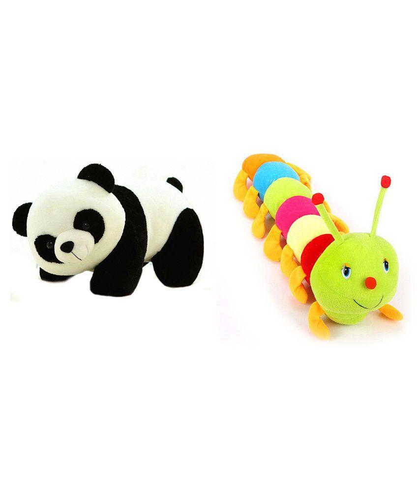 Deals India Multicolour Fabric Stuffed Animal Toy