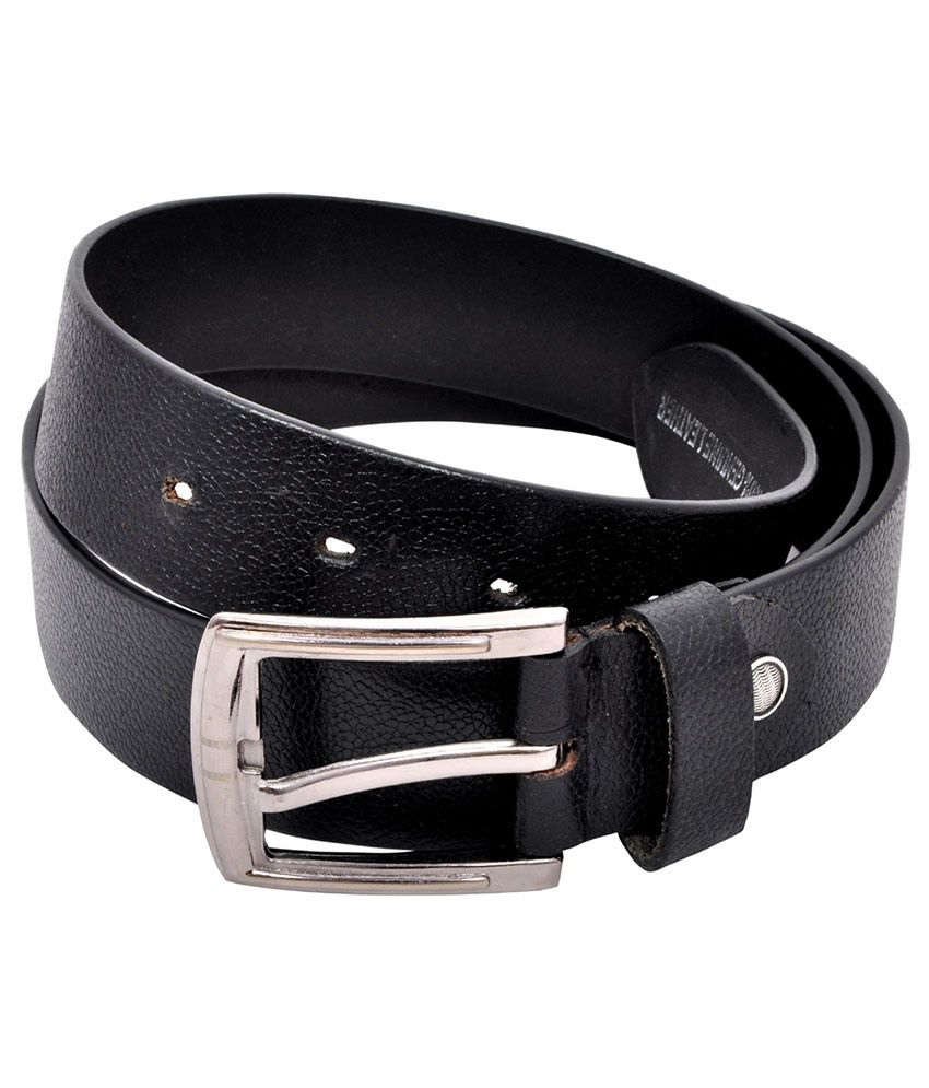 King & Queen Black Belt For Men