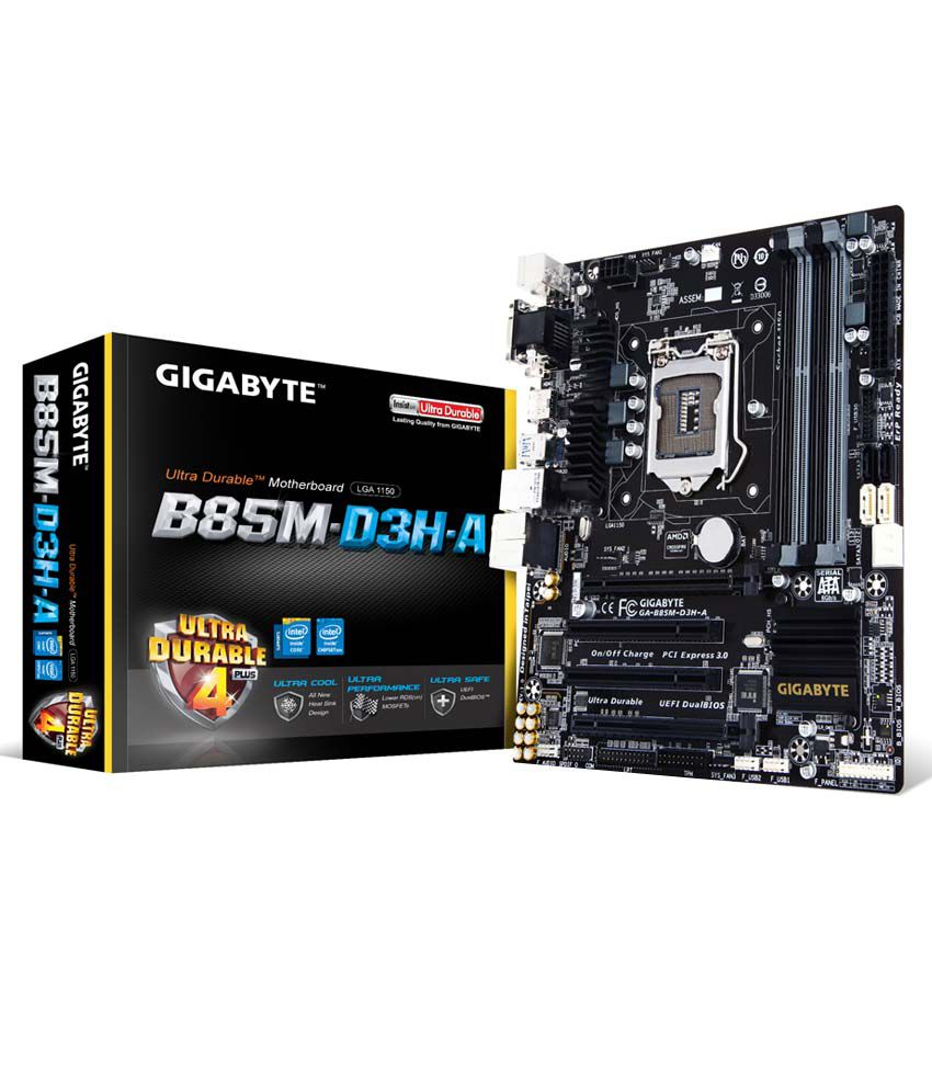 Gigabyte Intel Chipset B85MD3HA Motherboard