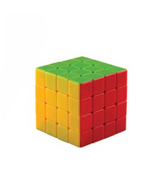 Sunny Multicolor 4x4 Cube