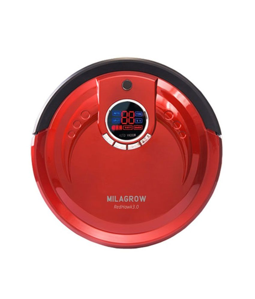 Milagrow Redhawk 3.0 Robotic Vacuum Cleaner Price in India ...