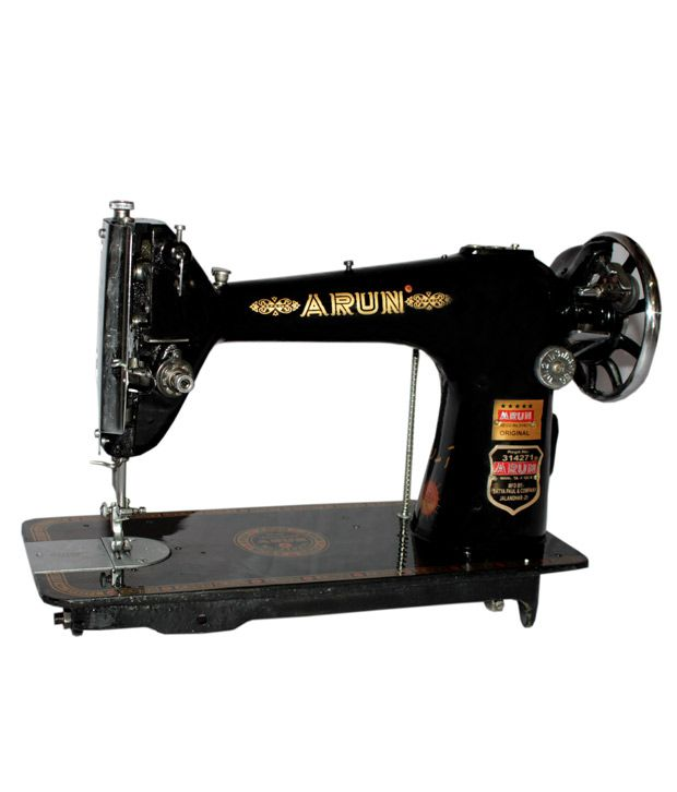 Arun Sewing Machine Black Price In India Buy Arun Sewing Machine Extraordinary Good Sewing Machine For Home Use In India