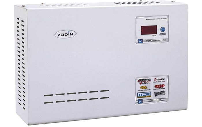 Zodin DVR-290 Mainline Voltage Stabilizer