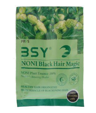BSY Noni Black Hair Magic (12 ml X 40 Sachets)