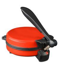 Zaisch Roti Maker Red With Free multi...