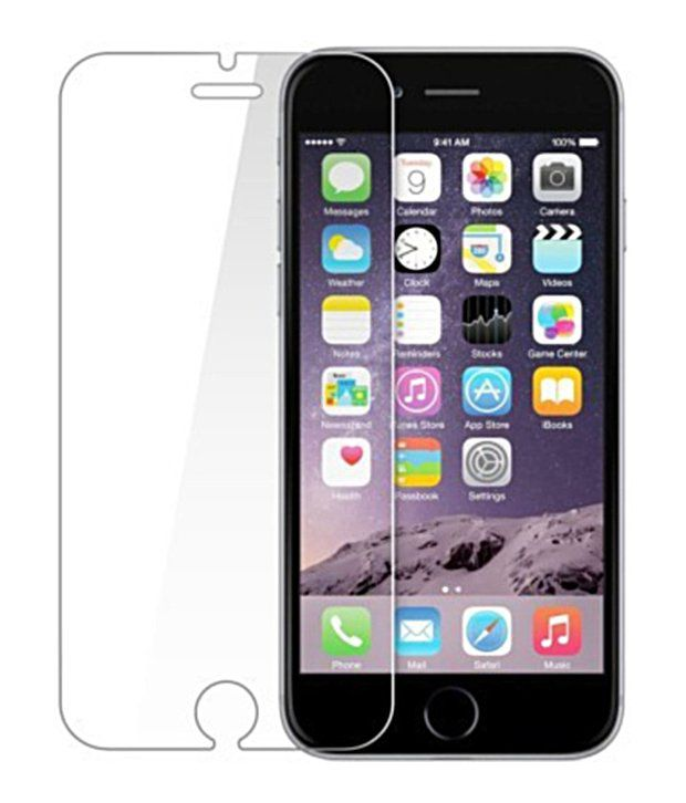 Kart4smart Tempered Glass for Apple iPhone 6S