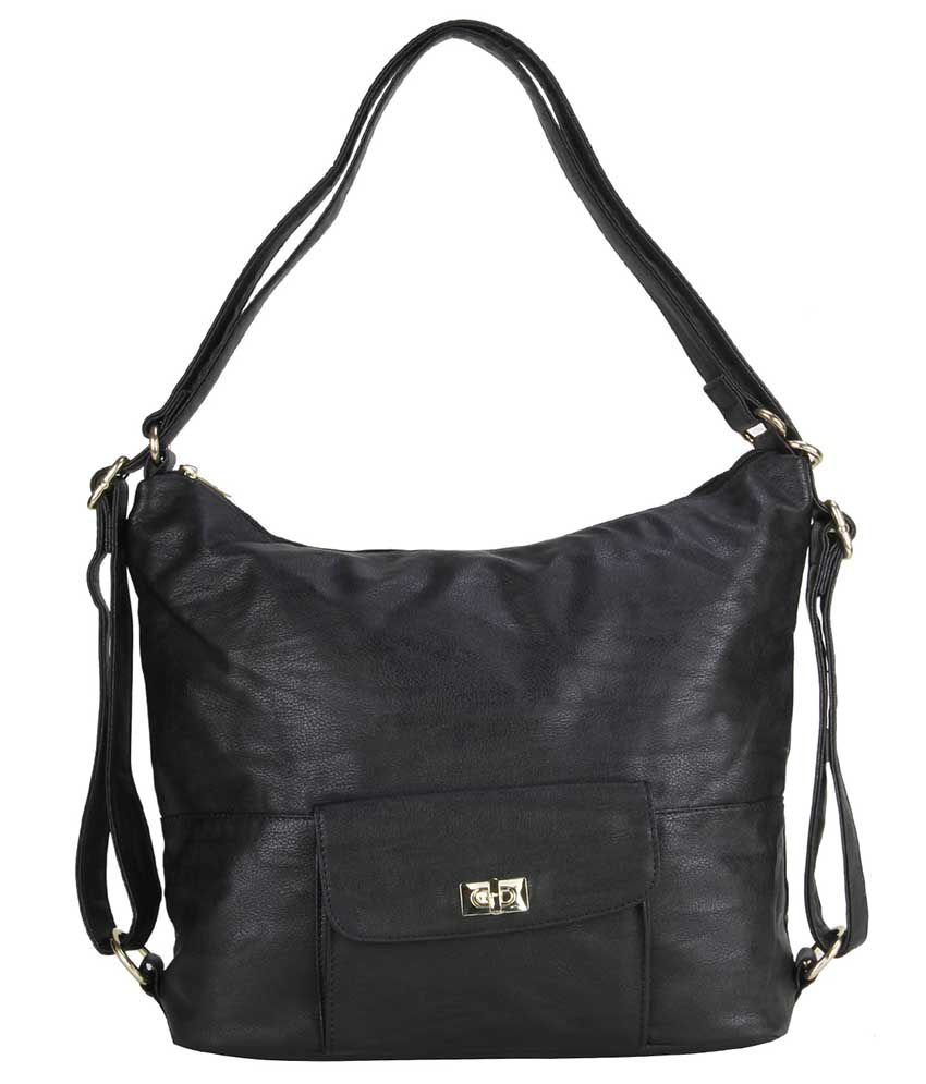 Louise & Harris Brown Shoulder Bag