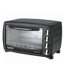 Maharaja Whiteline 35 Marvello 35 Otg Microwave Oven Black