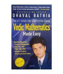 Vedic Mathematics Made Easy Paperback (English) 2005