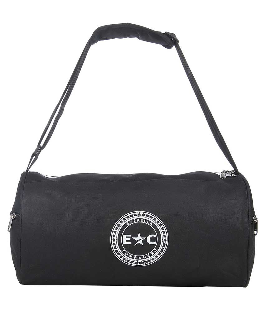 Estrella Companero Black Diamond Sports Fitness Gym Bag - EC110