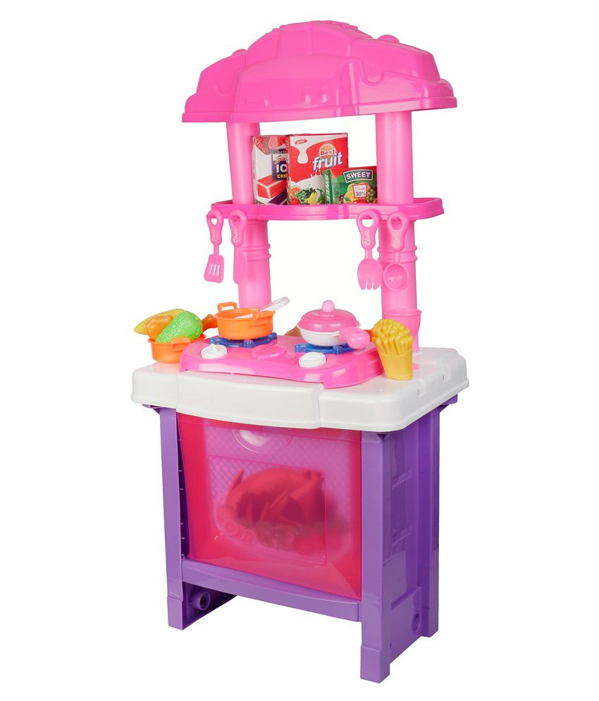 Kitchen Set Online: Buy Hamleys Comdaq Kitchen