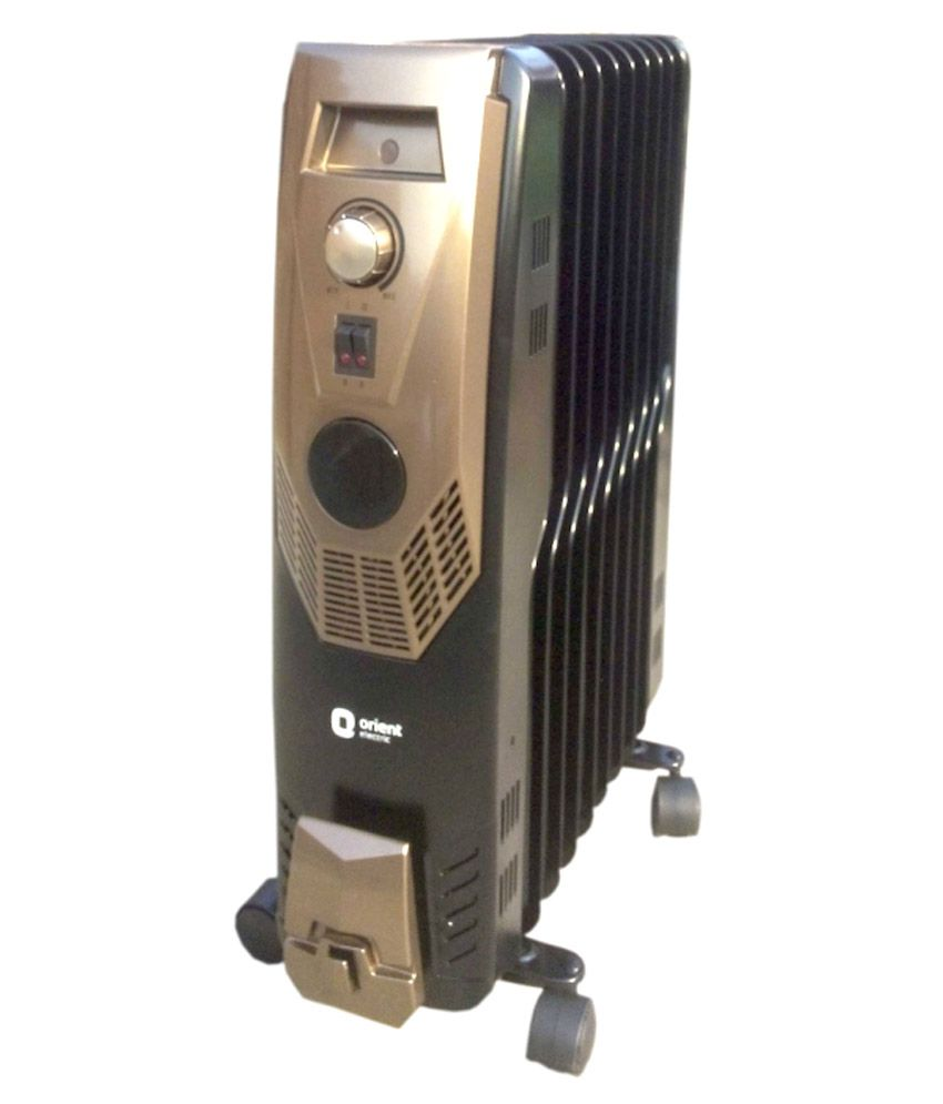 Orient 13 Fin 2500W Oil Filled Radiator Room Heater