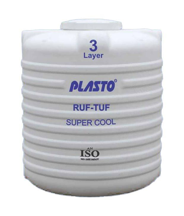 Buy Plasto White Plastic Water Tank 1000 Ltr Online At Low Price In India Snapdeal