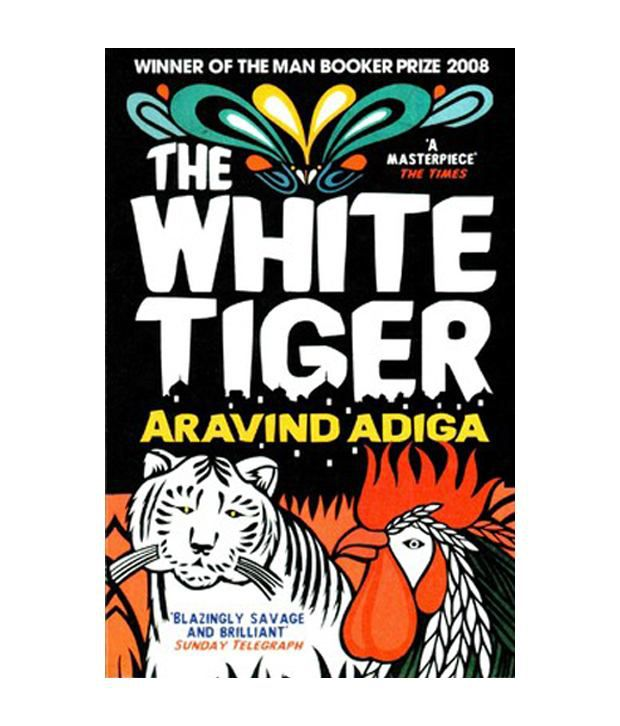 The White Tiger Paperback (English)