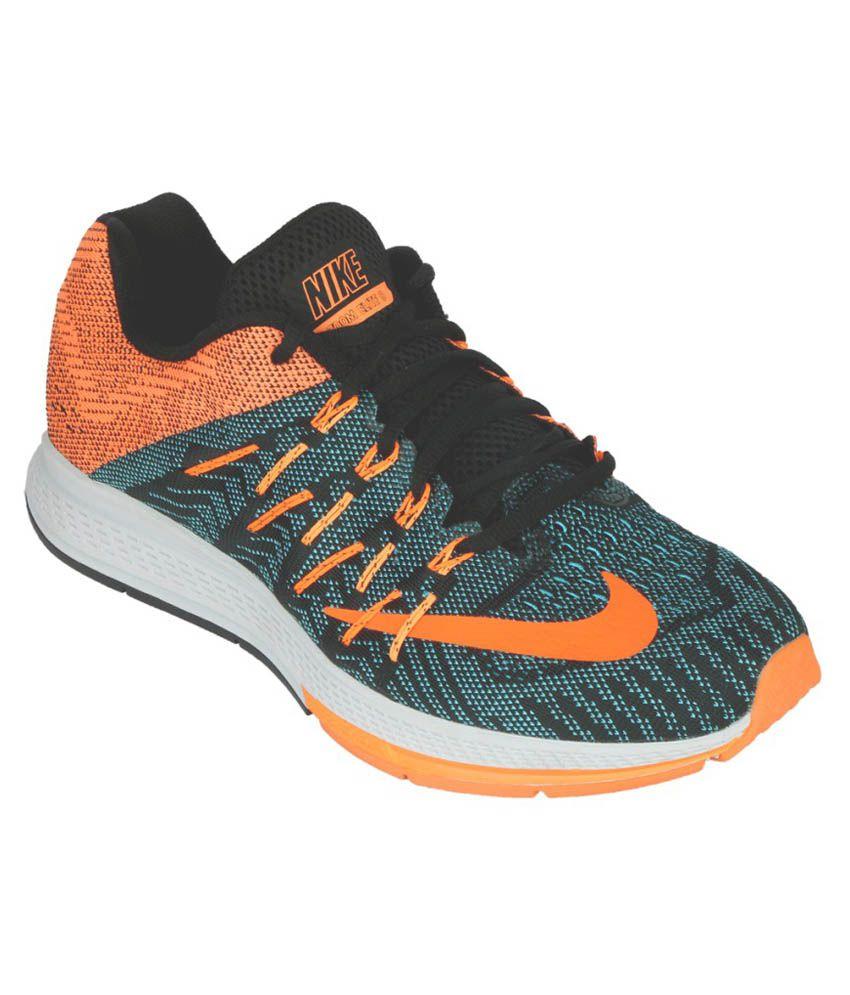 new arrival 728fd 15dbb Nike Air Zoom Elite 8 Orange Sports Shoes - Buy Nike Air ...