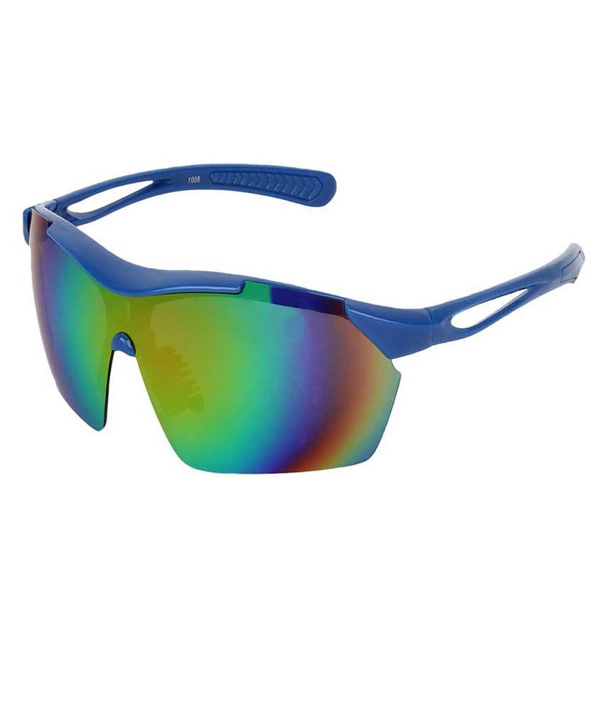 Zyaden SUN20 Multicolor Sport Unisex Sunglass