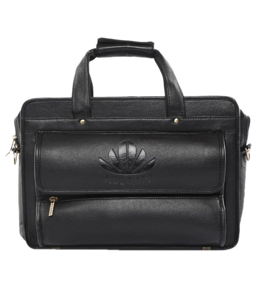Abloom Office Bags Black For Laptops