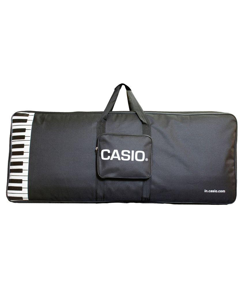 Casio Ctk 1200 Black Heavy Padded 61 Standard Keys Cover Gig Bag