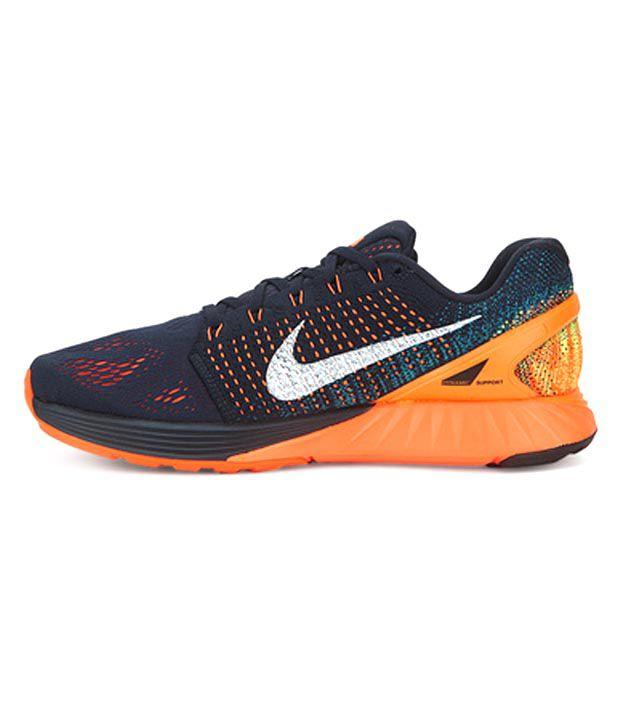 best website 85ce3 303fa ... Nike Lunarglide 7 Mesh Running Shoes Nike Lunarglide 7 Mesh Running  Shoes .