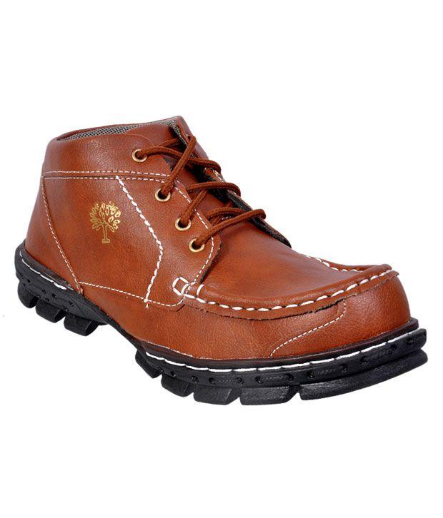 RVY Brown Boots
