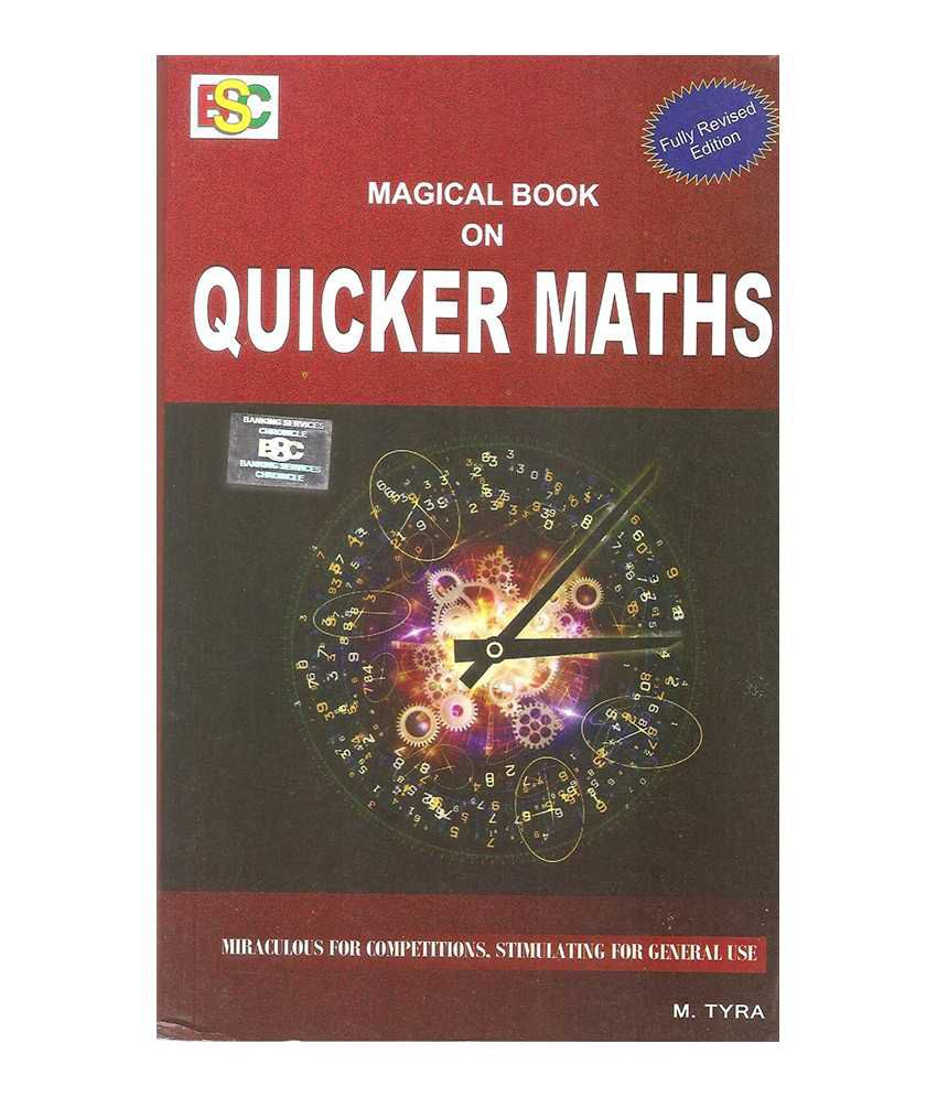 Magical Book On Quicker Maths Paperback (English) 2013: Buy Magical ...